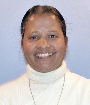 Sister Parboti, Vocation Coordinator, India