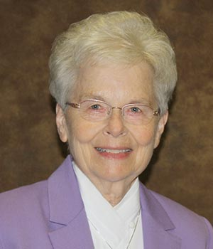 Sister M. Rose Ann Schultz