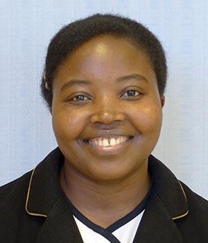 Sister Rose Kyomukama, CSC Vocation Coordinator, Uganda
