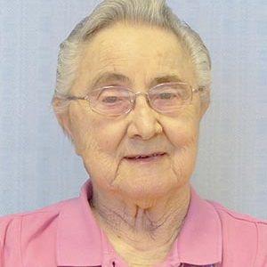 Sister M. Rose Virginia (Burt), CSC