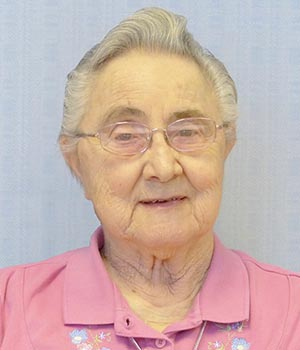 Sister M. Rose Virginia (Burt), CSC