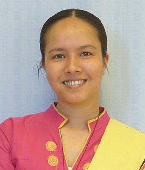 Sister Semaria Tongpiar, CSC