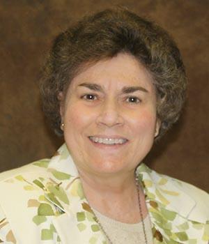 Sister Sharon Ann Mihm, CSC