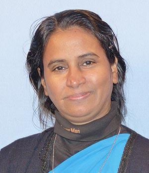 Sister Shilpi Rozario, CSC