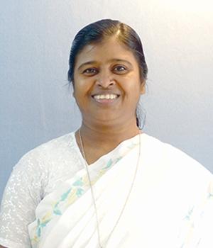 Sister Shiuli Gomes, CSC