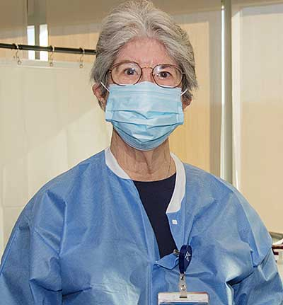 Sister Paula Goettelman, CSC