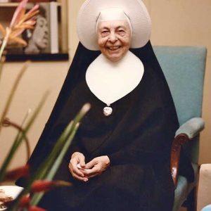 Sister M. Rita Estelle (Broussard), CSC