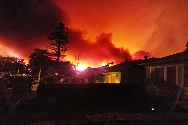 2018 Ventura California wildfires