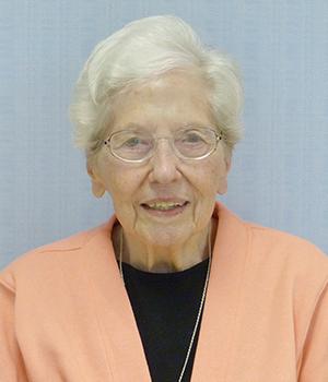 Sister Bernice Marie Hollenhorst, CSC