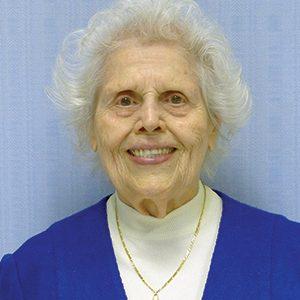 In loving memory of Sister Geraldine Liquore, CSC