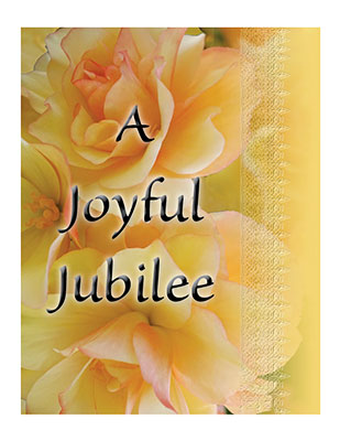 Sisters of the Holy Cross, Remembrance Card, Jubilee 2020