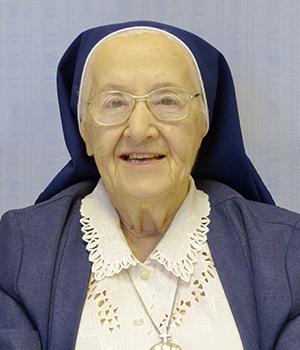 Sister M. Julien, CSC (Marie Alphonsa Wilke)