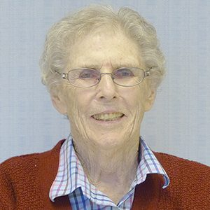 In loving memory of Sister Patricia Burke, CSC