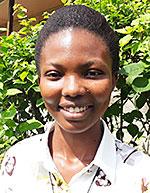 International Novitiate Rita Boakyewaa Konadu