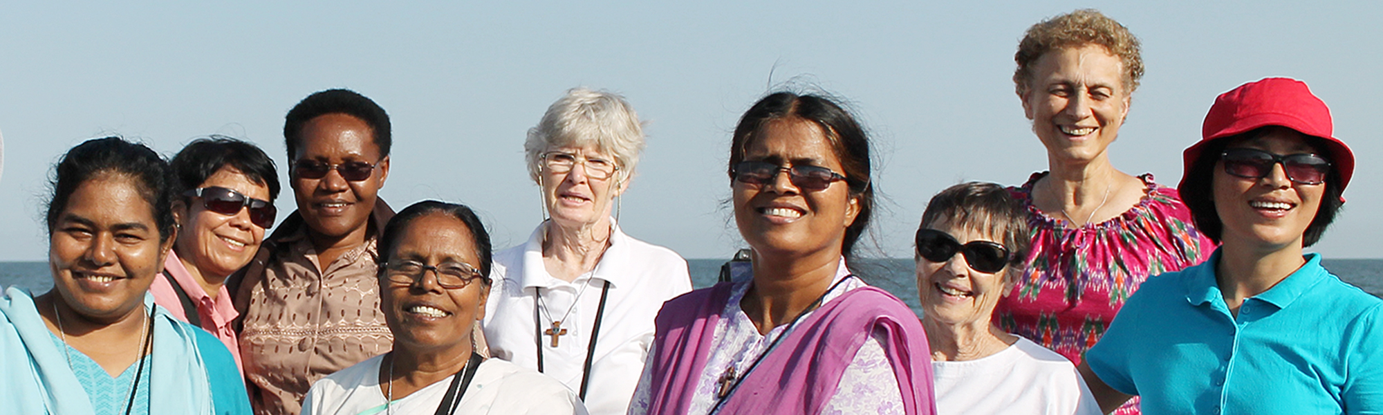 Sisters of the Holy Cross in Uganda, 2014