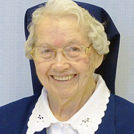 Sister Marilla (Dyer), CSC